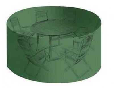 Housse haute résistance pour salon table ronde + chaises