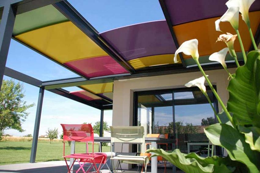 top 10 des pergolas insolites blog bache pergola direct. Black Bedroom Furniture Sets. Home Design Ideas