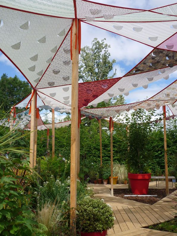 Top 10 des pergolas insolites blog bache pergola direct for Pergola fait maison