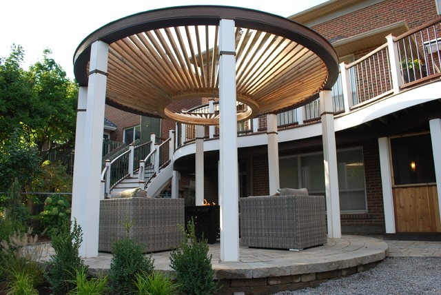 Top 10 Des Pergolas Insolites Blog Bache Pergola Direct